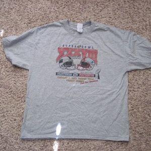 Men's Super Bowl XXXVII Shirt